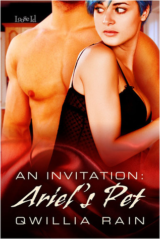 An Invitation: Ariel's Pet