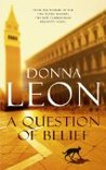 A Question of Belief (Commissario Brunetti #19)