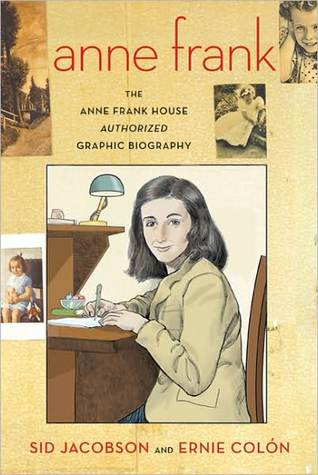 Anne Frank by Sid Jacobson and Ernie Colón
