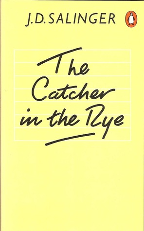 The Catcher in the Rye - cover image