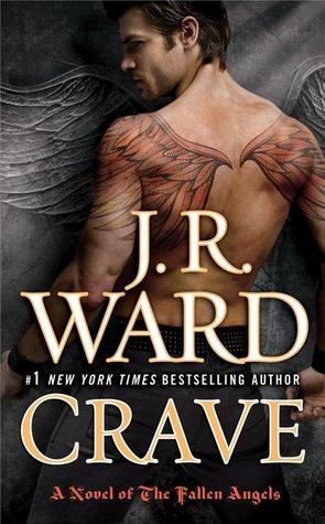 Crave (The Fallen Angels, #2)