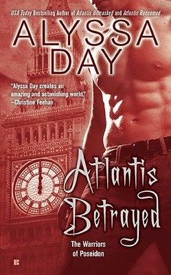 Exclusive Excerpt from Atlantis Betrayed by Alyssa Day