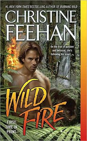 Wild Fire (Leopard People, #4)