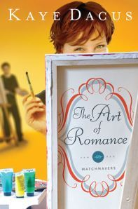 The Art of Romance (The Matchmakers #2)