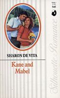 Kane and Mabel (Silhouette Romance, #545)