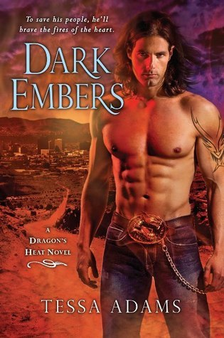 Review: Dark Embers by Tessa Adams