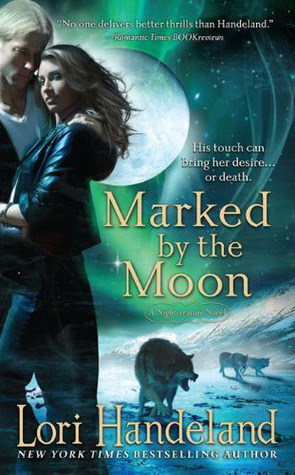 Marked By The Moon (Night Creature, #9)