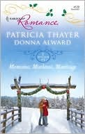 Montana, Mistletoe, Marriage: Snowbound Cowboy\A Bride for Rocki... by Donna Alward