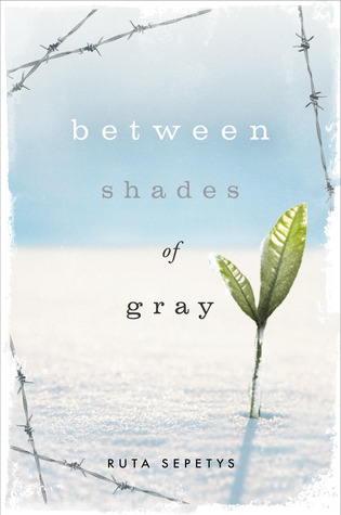 book cover of Between Shades of Gray by Ruta Sepetys