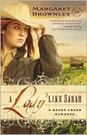A Lady Like Sarah (A Rocky Creek Romance, #1)