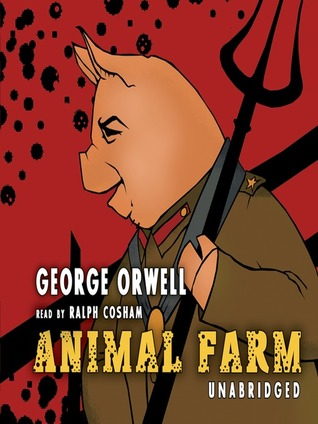 Reading On A Rainy Day Review Animal Farm By George Orwell