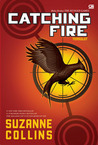 Tersulut - Catching Fire (Hunger Games, #2)
