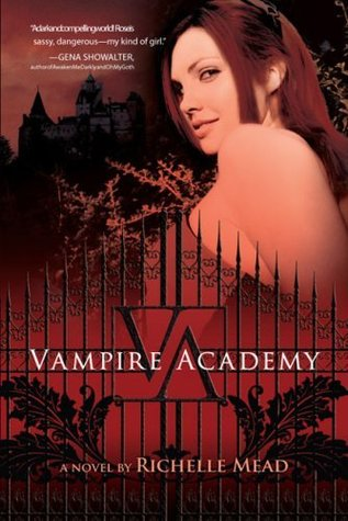 Re-Read Review: Vampire Academy by Richelle Mead