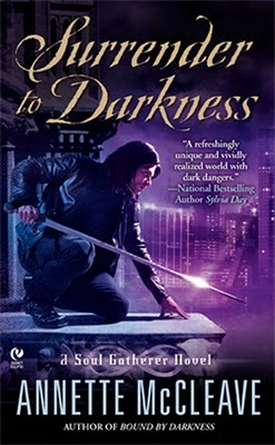Surrender to Darkness (Soul Gatherer, #3)