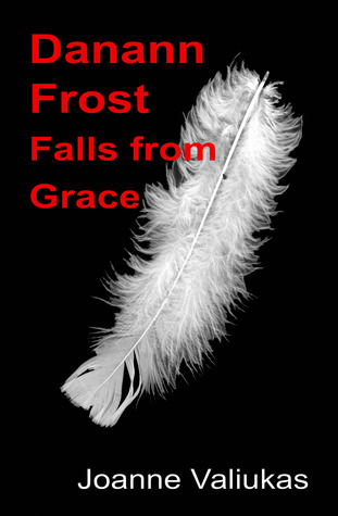 Danann Frost Falls from Grace Book Cover