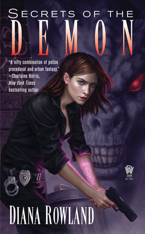 Review: Secrets of the Demon by Diana Rowland