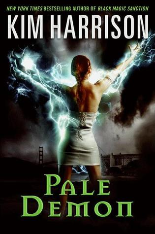 Pale Demon (Rachel Morgan/The Hollows, #9)