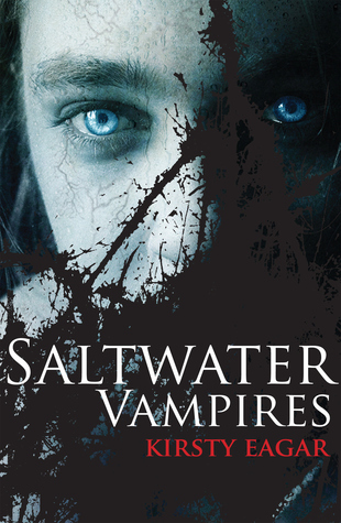 Review & Giveaway: Saltwater Vampires by Kristy Eagar