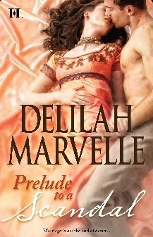 Prelude to a Scandal (Hqn)