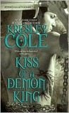 Kiss of a Demon King (Immortals After Dark, #7)