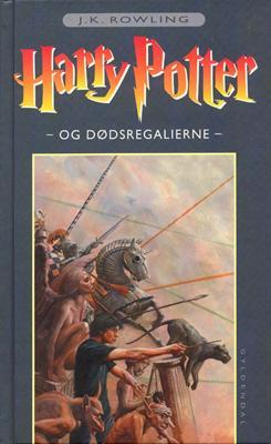 Harry Potter og Dødsregalierne (Harry Potter # 7)