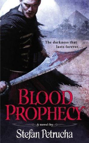 Waiting on Wednesday: Blood Prophecy by Stefan Petrucha