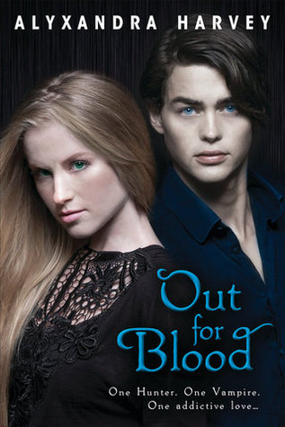 Review & Giveaway: Out For Blood by Alyxandra Harvey