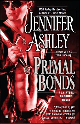 Primal Bonds (Shifters Unbound, #2)