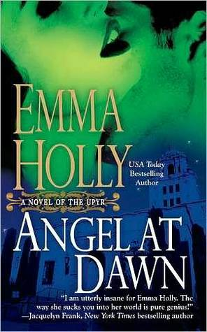 Angel at Dawn (Novel of the Upyr)