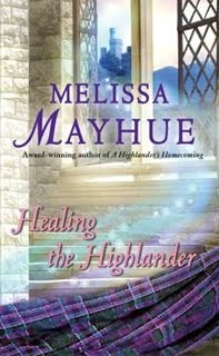 Healing the Highlander (Daughters of the Glen, #7)