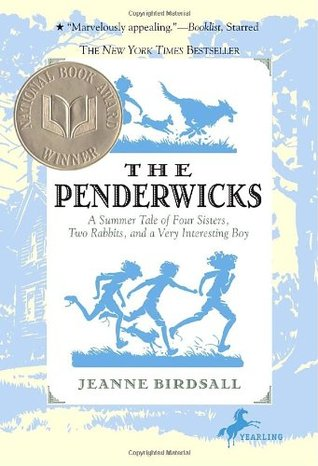 The Penderwicks: A Summer Tale of Four Sisters, Two Rabbits, and a Very Interesting Boy (The Penderwicks, #1)