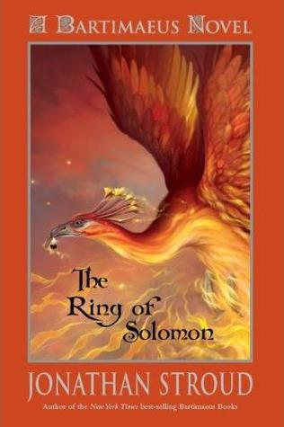 The Ring of Solomon (Bartimaeus #4)