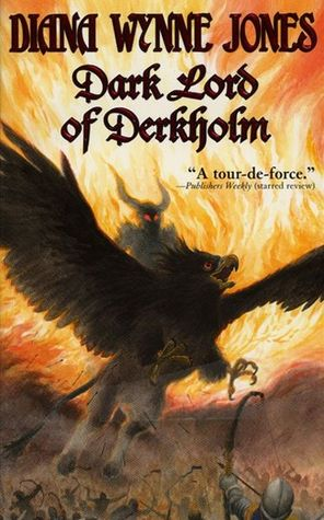 Dark Lord of Derkholm cover