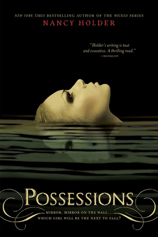 Possessions (Possessions, #1) by Nancy Holder