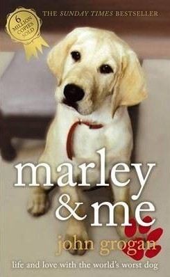 john grogan, marley and me