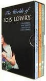 The Worlds of Lois Lowry 3 Copy Boxed Set (The Giver, Gathering Blue, The Messenger)