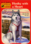 Husky with a Heart (Animal Ark #47)