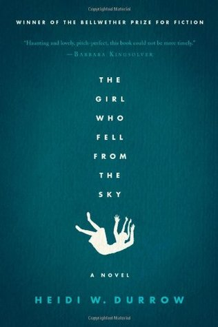 The Girl Who Fell From the Sky (Hardcover) by Heidi Durrow
