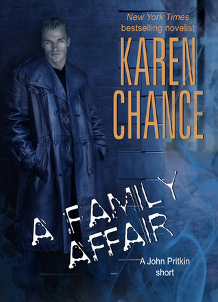 A Family Affair (Cassie Palmer #4.5)