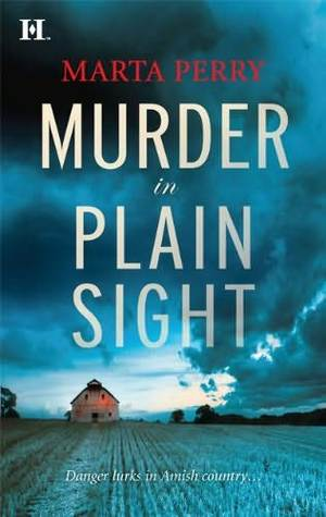 Murder in Plain Sight (Amish Suspense, #1)