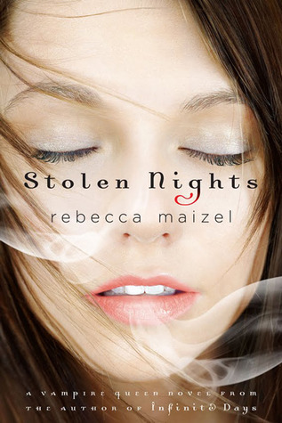 Stolen Nights (Vampire Queen, #2)
