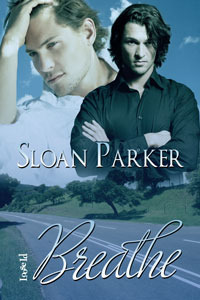 Post thumbnail of Advent Calendar Day 11: Breathe by Sloan Parker + Giveaway
