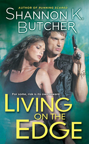 Living on the Edge (Edge, #1)