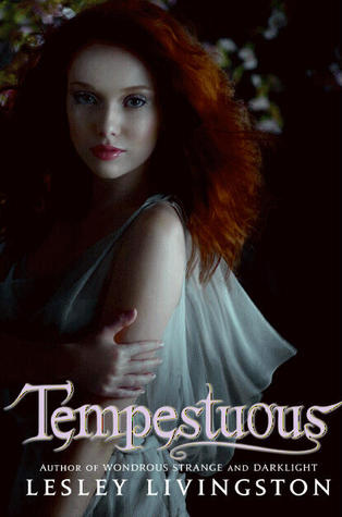 Tempestuous (Wondrous Strange, #3)