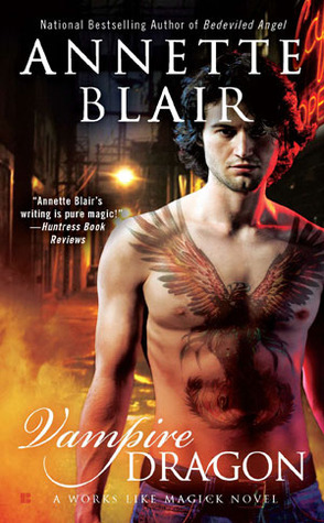 Vampire Dragon (A Works Like Magick Novel, #3)