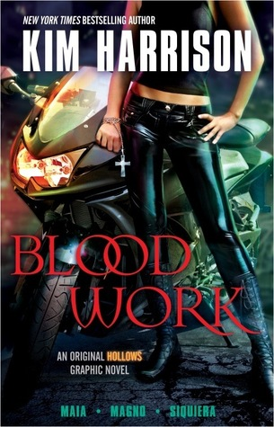 Blood Work: An Original Hollows Graphic Novel