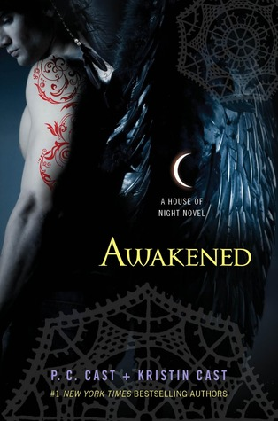 Review: Awakened by P.C. Cast & Kristin Cast (House of Night #8)