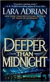 Deeper Than Midnight (Mignight Breed, #9)