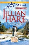 His Holiday Bride (Steeple Hill Love Inspired (Large Print))