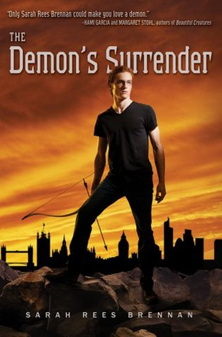 The Demon's Surrender (The Demon's Lexicon Trilogy, #3)